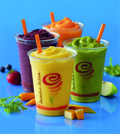 New @JambaJuice fruit & veggie smoothies are the perfect solution for a busy night of activities. Thanks at #momsmeet #sponsored