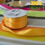 DIY bias tape: unlimited possibilities