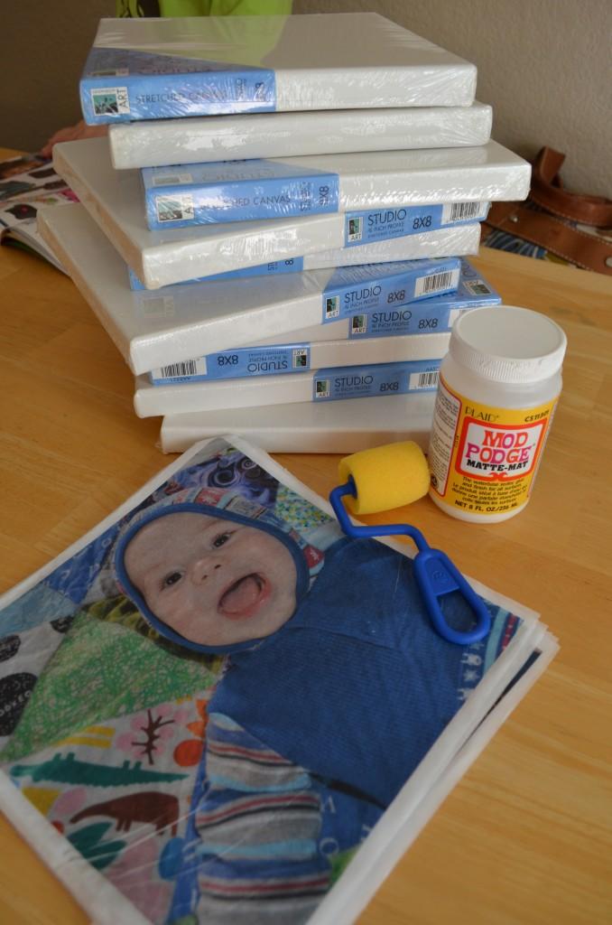 photo canvas supplies