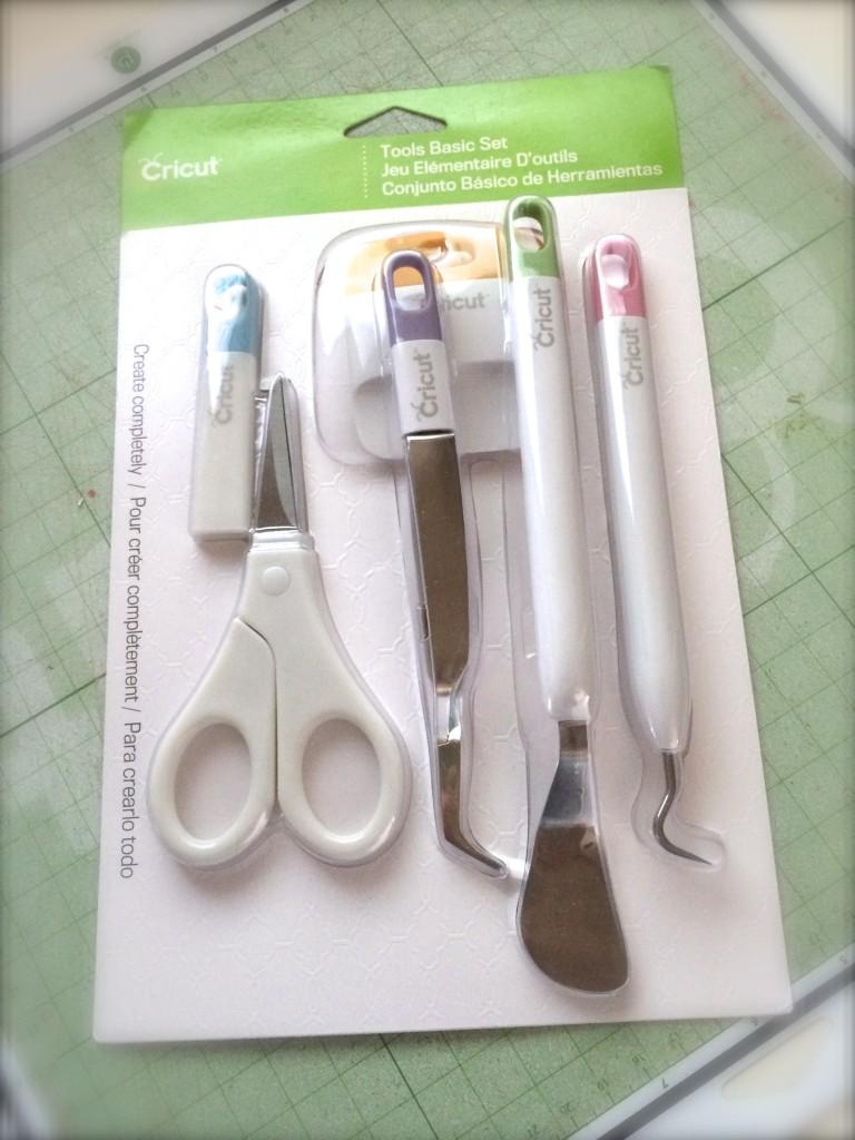 cricut basic toolkit