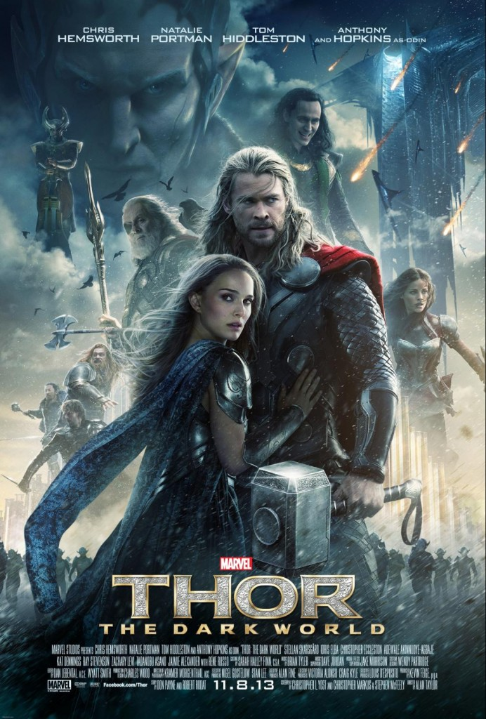 Whose team are you on #FreeLoki or Thor? The Dark World {review}