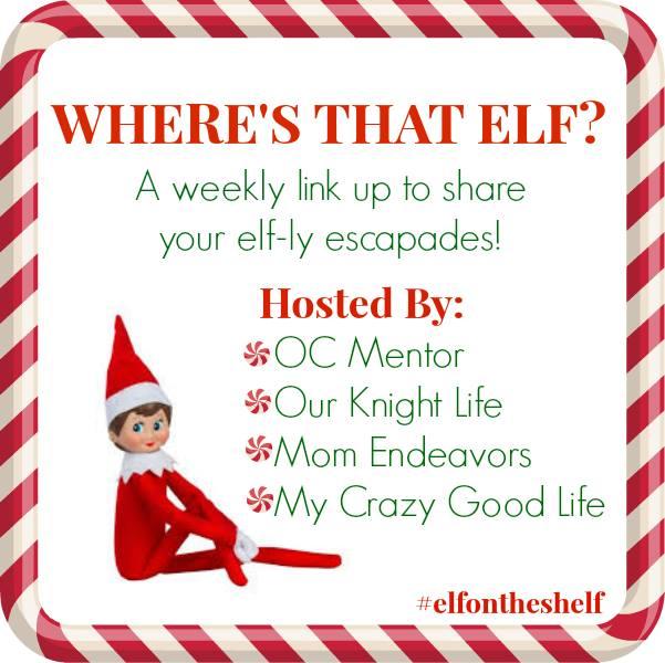 where's that elf?