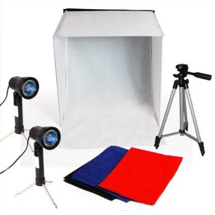 tabletop photography light studio