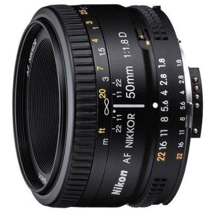 50 mm fixed lense