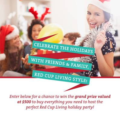 red cup living #giveaway