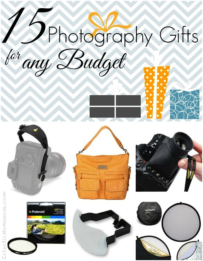 Photography Gifts for any Budget