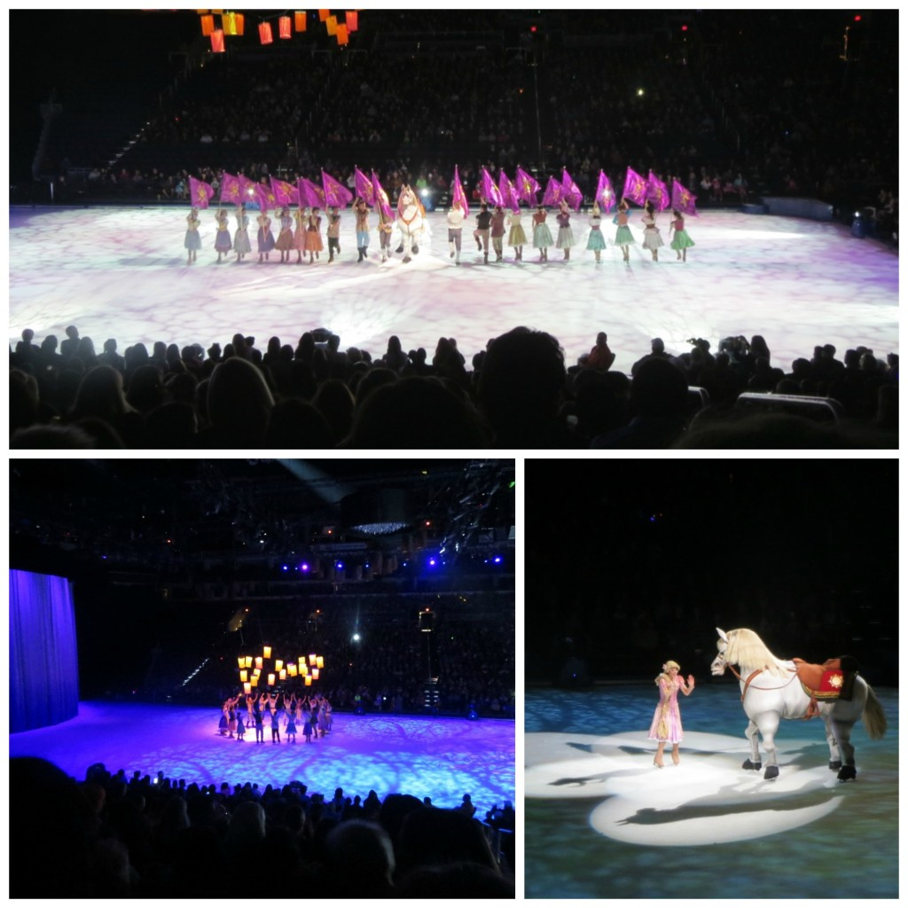 Disney on Ice #review Tangled