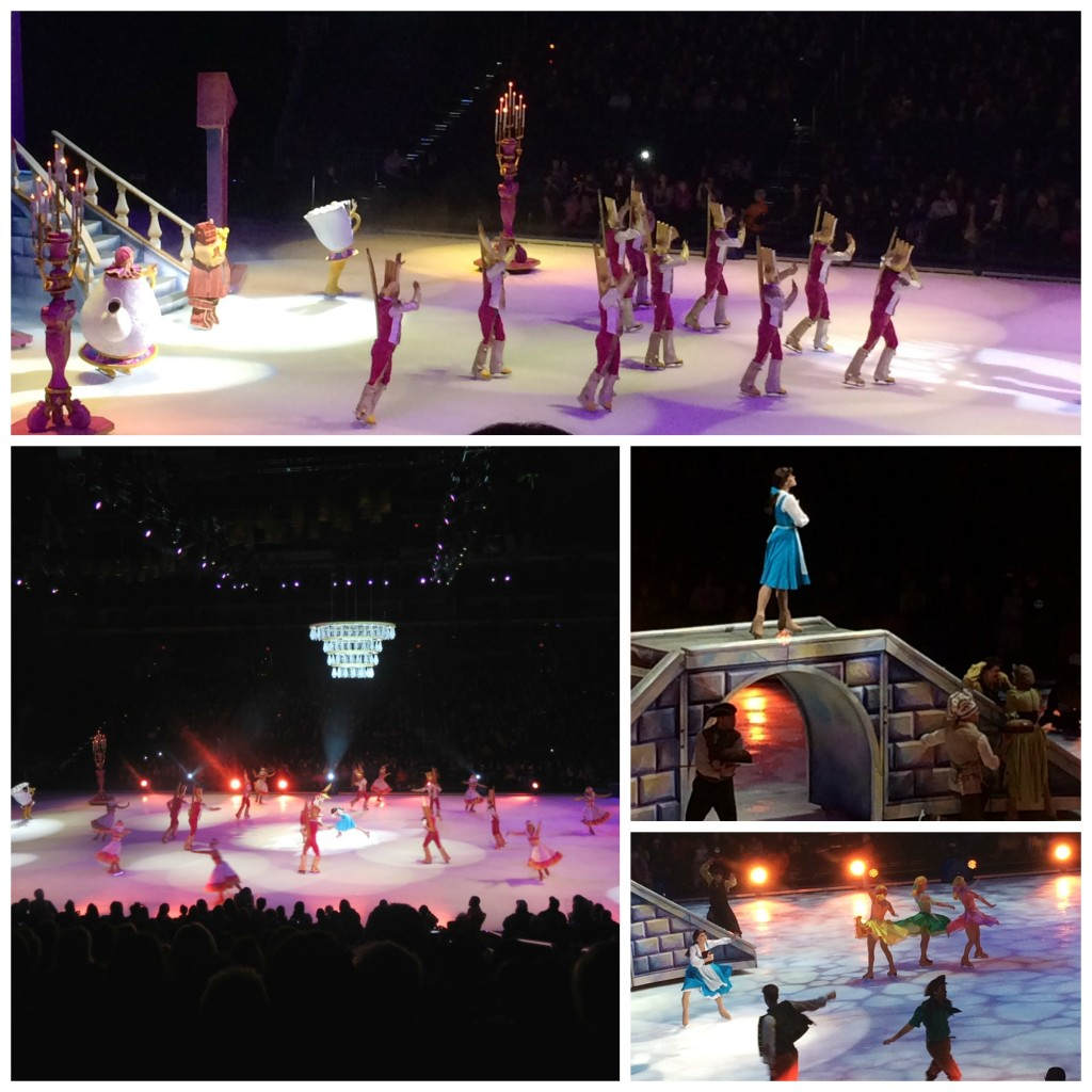 disney on ice #review Beauty and the Beast