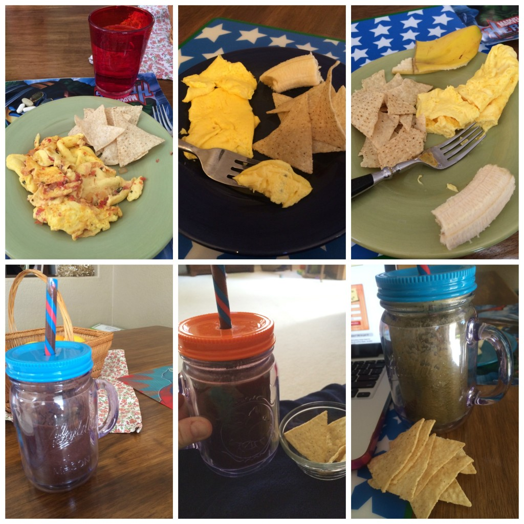 meal collage #weightloss #fitness #fitfluential