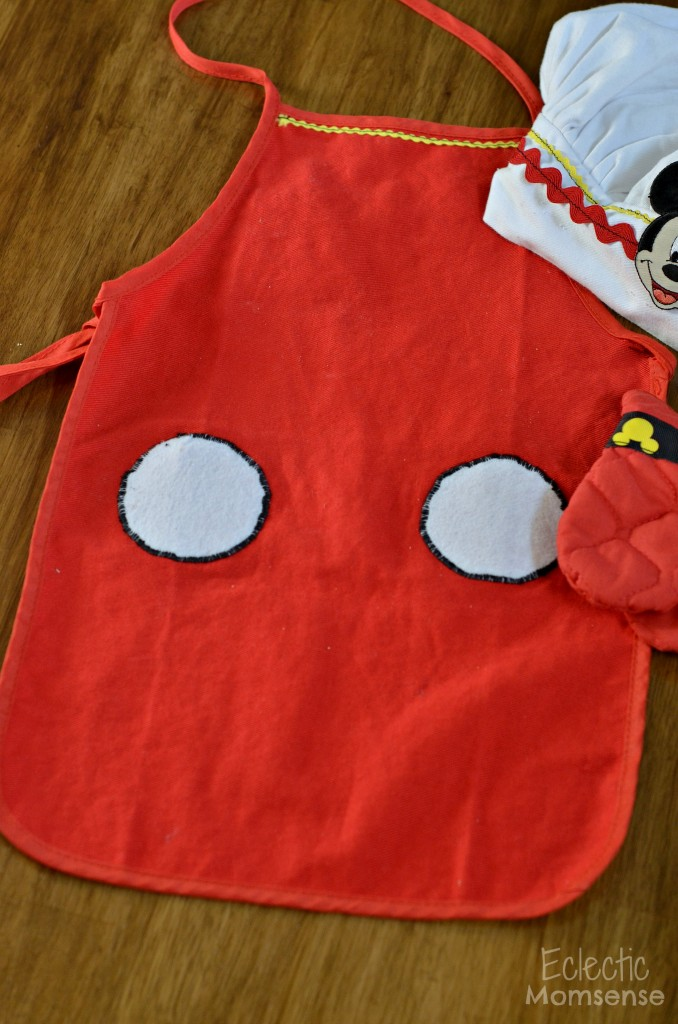 mickey apron