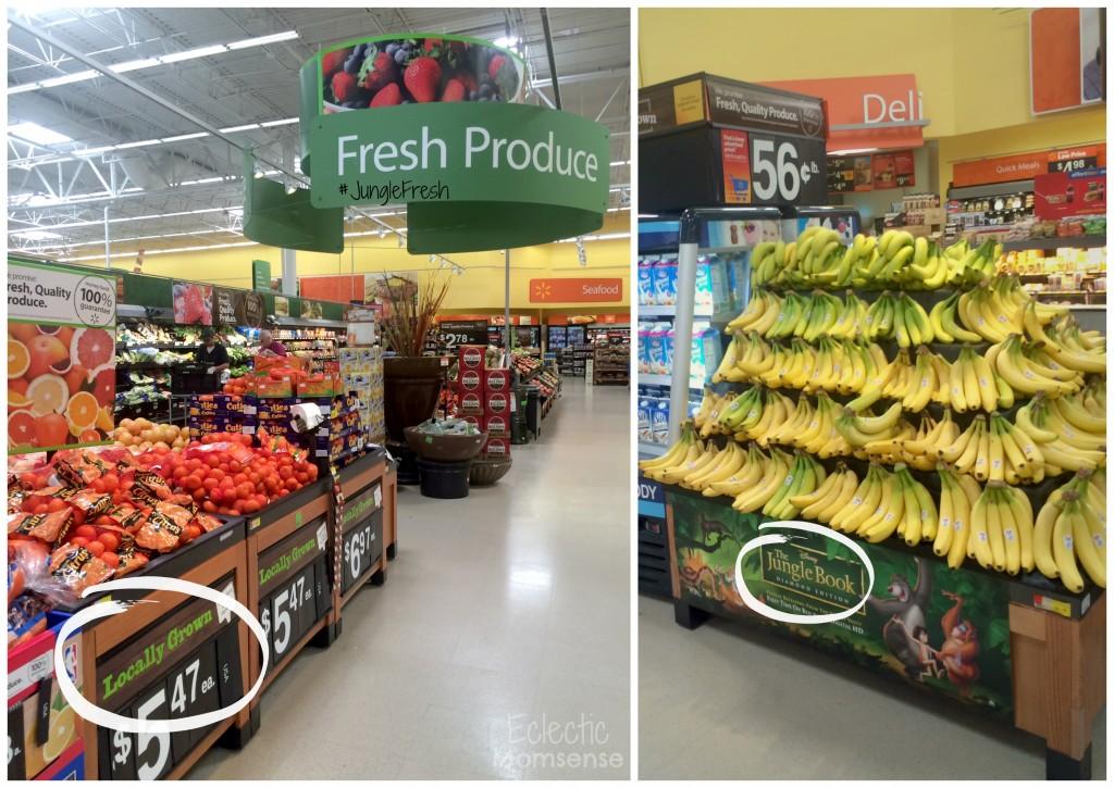 Jungle Book #JungleFresh #shop #Walmart