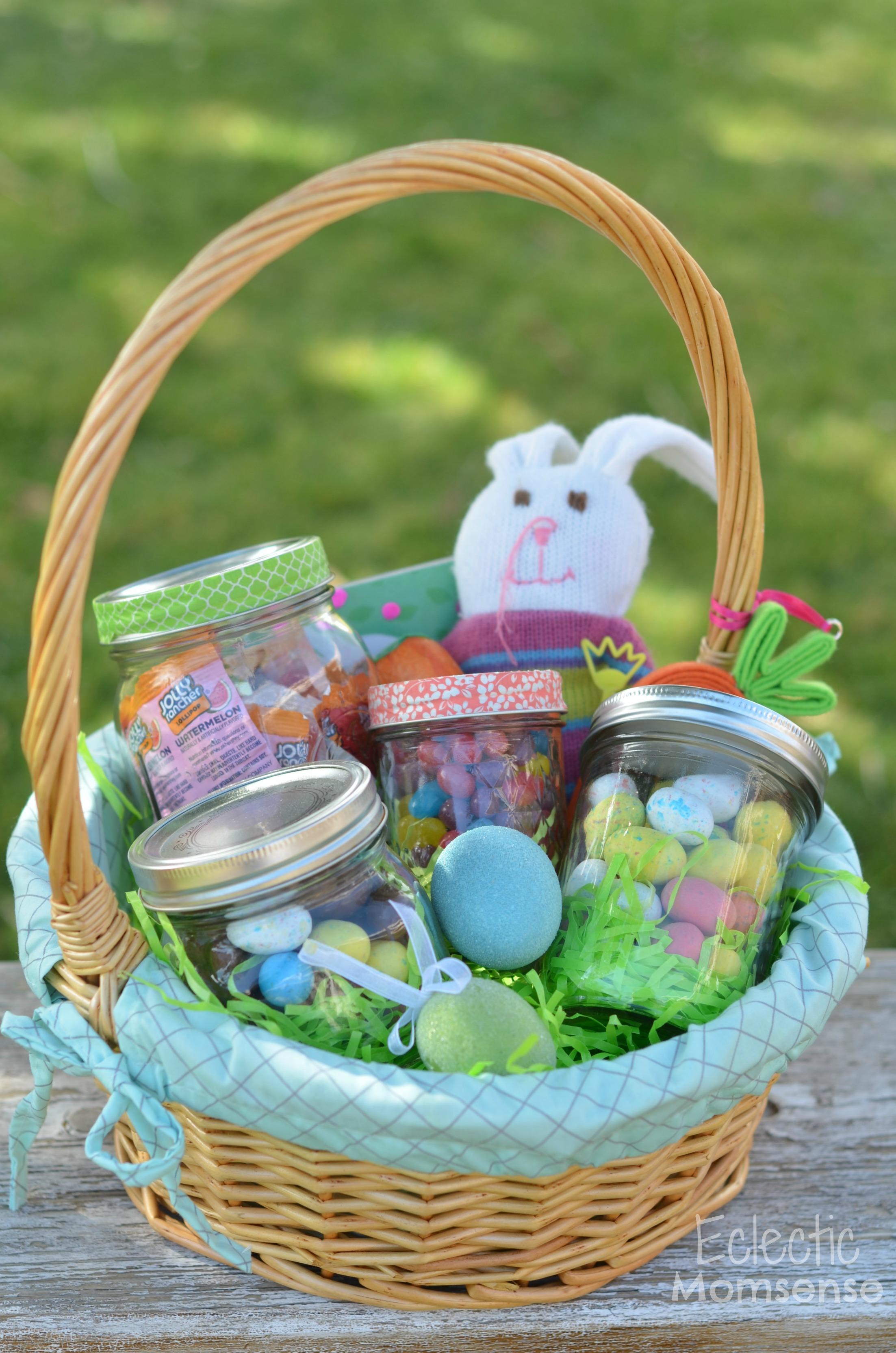Easter Basket Giveaway Ideas