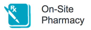 on site pharmacy #shop