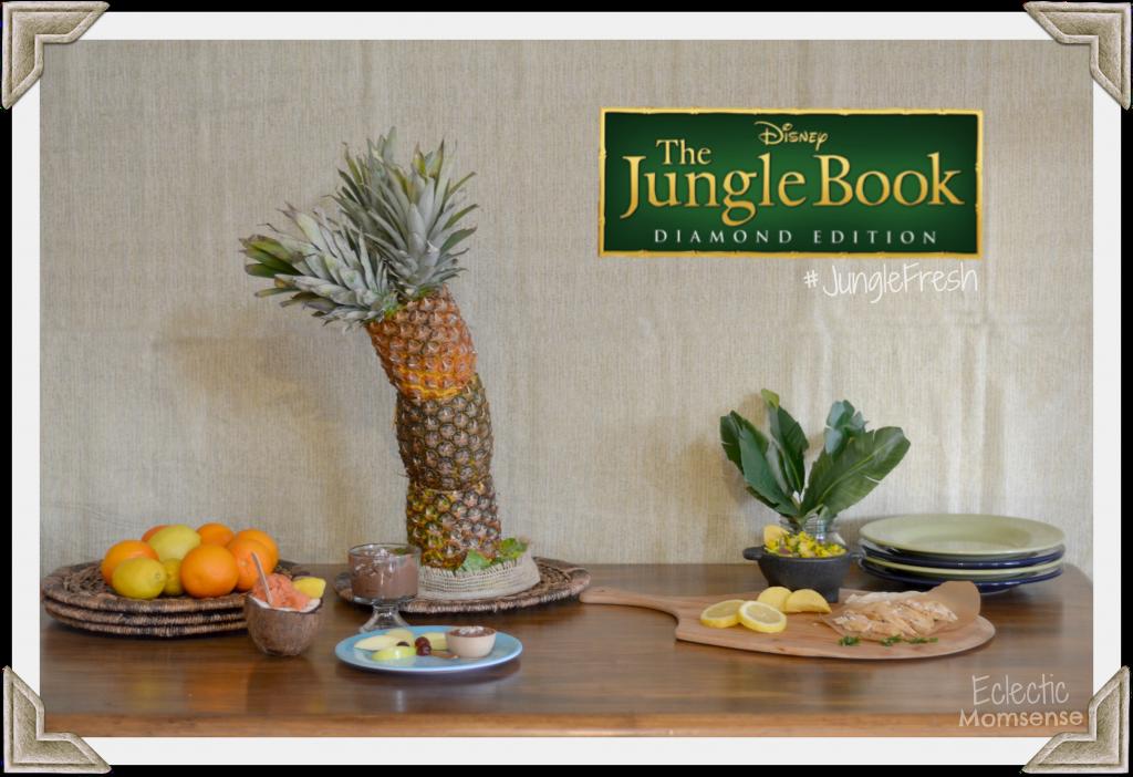 Jungle Book, Walmart, #JungleFresh, #shop, #CollectiveBias