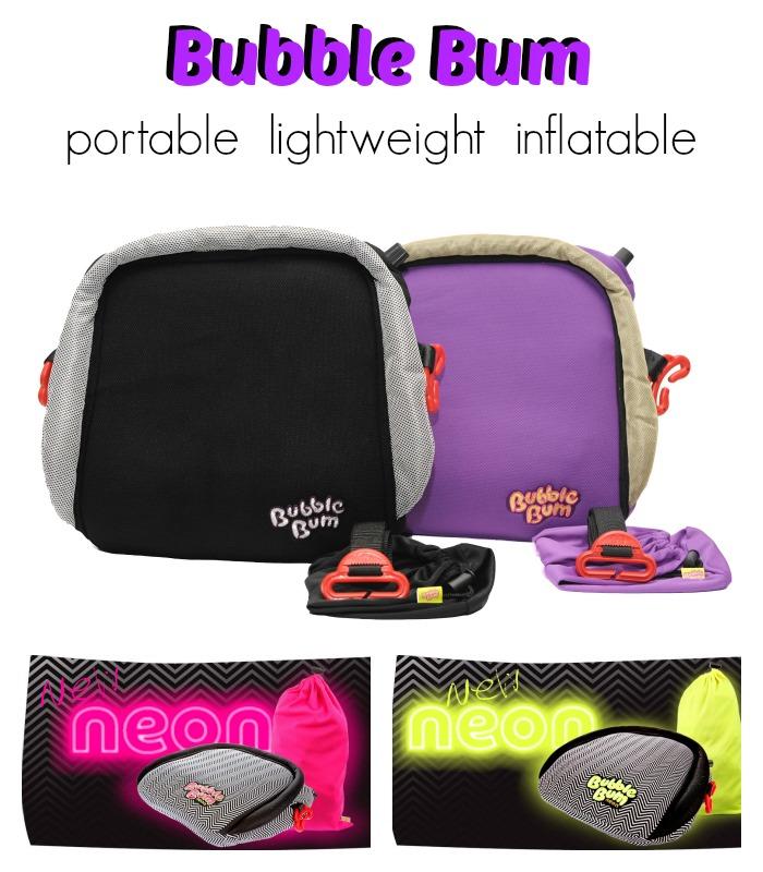 Bubble Bum, booster seat, @BubbleBum, #ad