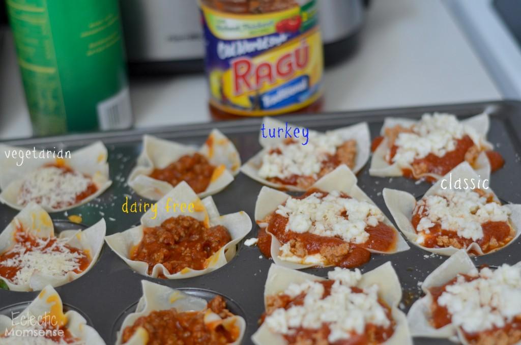 Ragu® Old World Style® Pasta Sauce, #NewTraDish