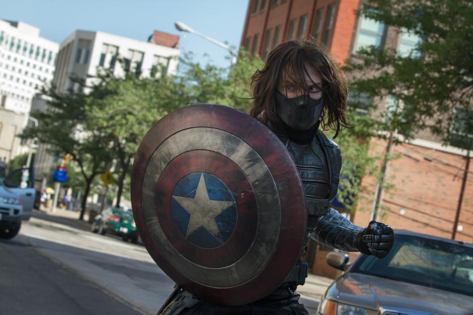 #CaptainAmerica, #WinterSoldier,