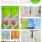 Organic skincare, sunscreen, EWG, organic suncare, Whole Foods Market, #sponsored