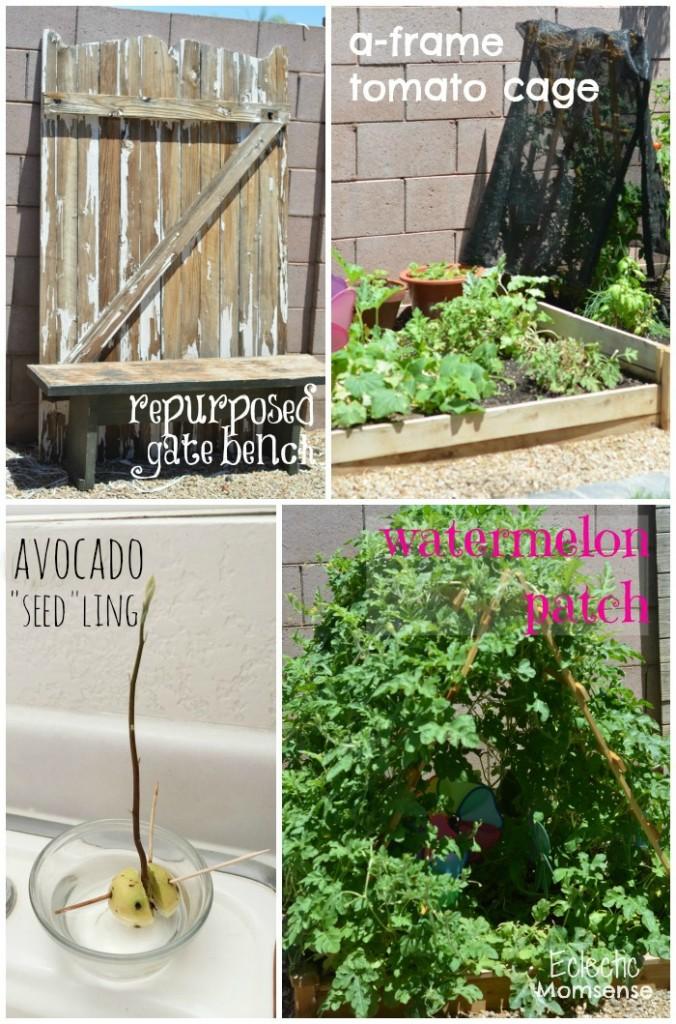 Gardening Tips, Walmart, Bigelow Tea, tea, #AmericasTea,