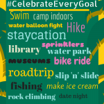 Healthy essentials, summertime, celebrate, Collective Bias, Walgreens, Johnson & Johnson, #cbias, #CelebrateEveryGoal, #CollectiveBias