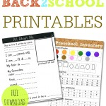 FREE back to school printables- #Ready4School, #shop, #cbias