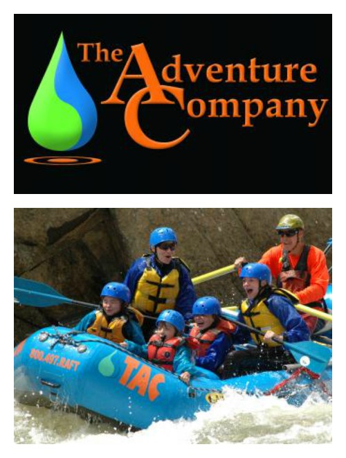 WHITE WATER Rafting giveaway