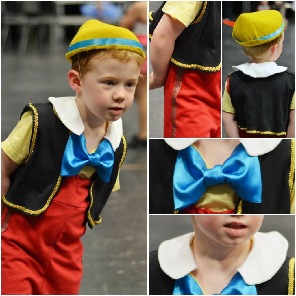 Handmade Disney Pinocchio Costume