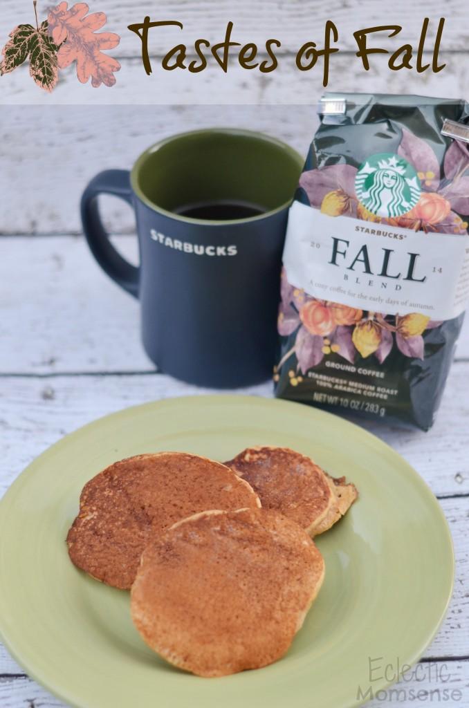 #FallBlend and Pumpkin Pancakes