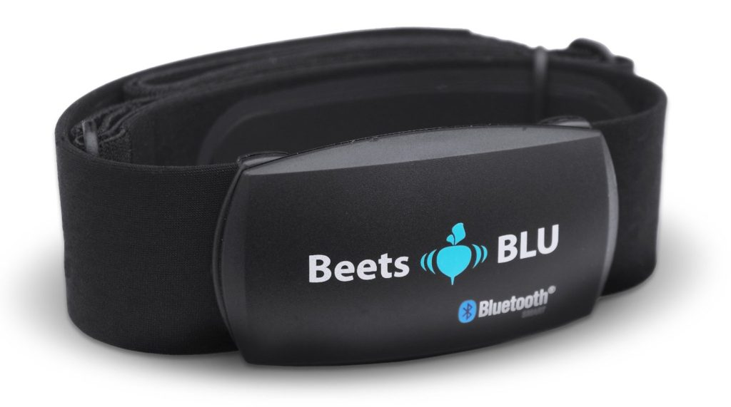 Bluetooth-Heart-Rate-Monitor