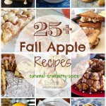 Fall Apple Recipes #foodie #sponsored
