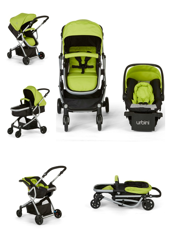 Urbini Omni- A luxury stroller at a budget friendly price. #ad