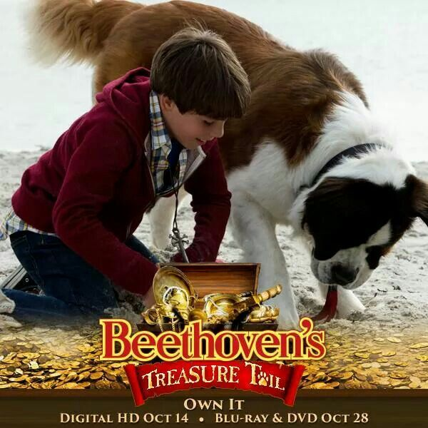 Beethoven's Treasure Tail Giveaway- 10 copies