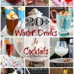 20+ Winter Drinks & Cocktails #sponsored