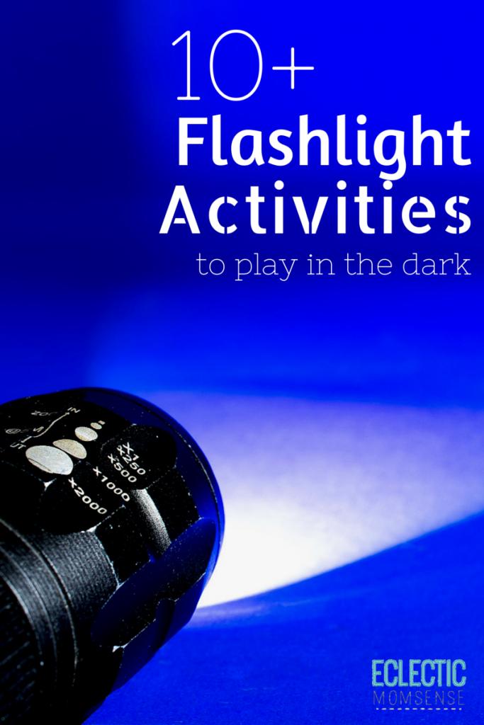 Flashlight Activities