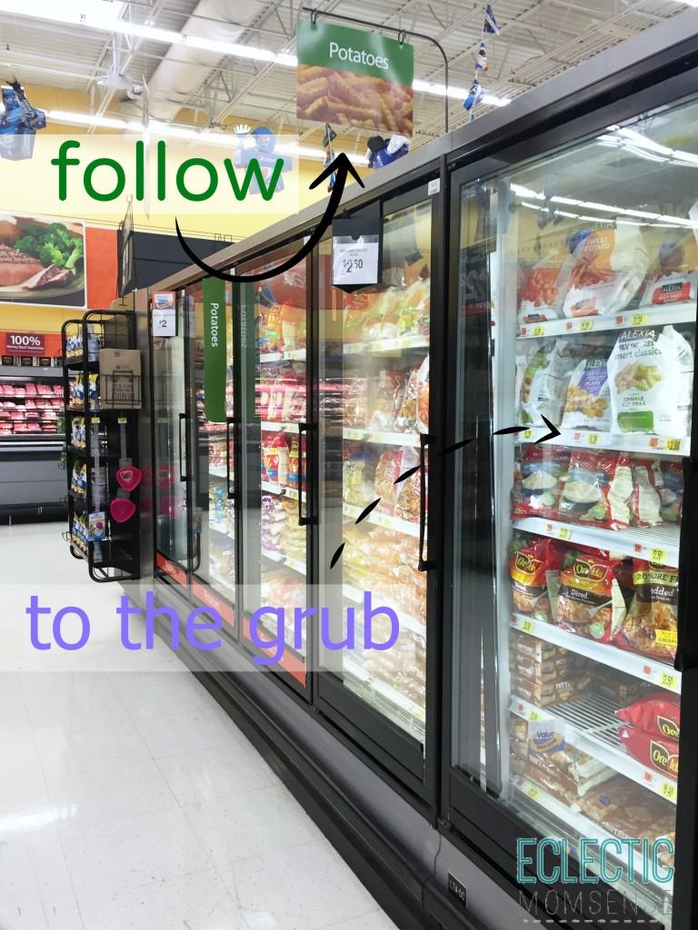 Alexia appetizers at Walmart #shop #GameTimeGrub