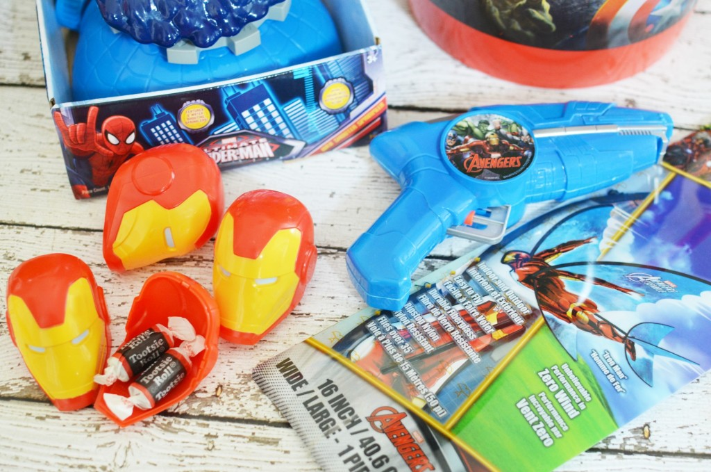 Marvel Easter Basket #DisneyEaster #Ad