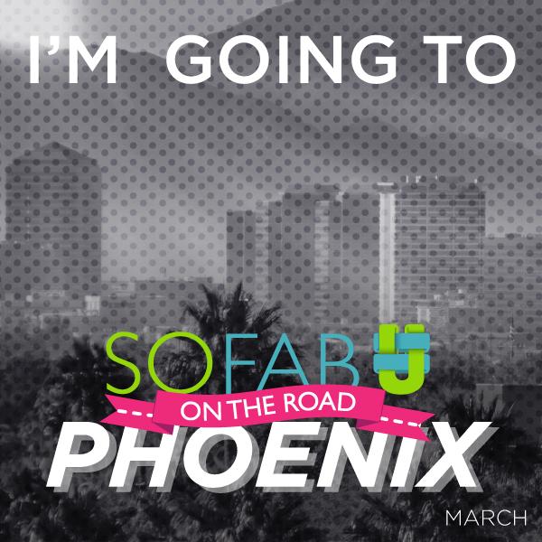 SoFabU on the Road