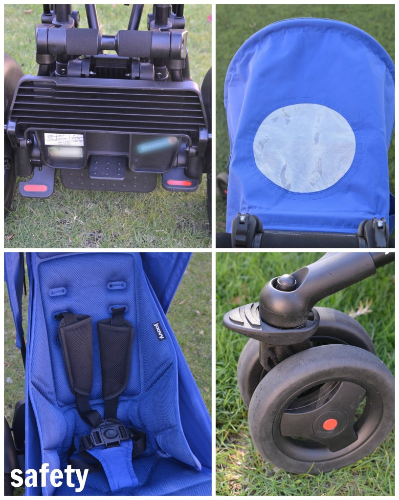 Joovy TooFold| The ultimate stroller for the on-the-go family. #ad #review