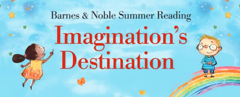 2015 Barnes and Noble Summer Reading Program | Earn a FREE book just for reading.