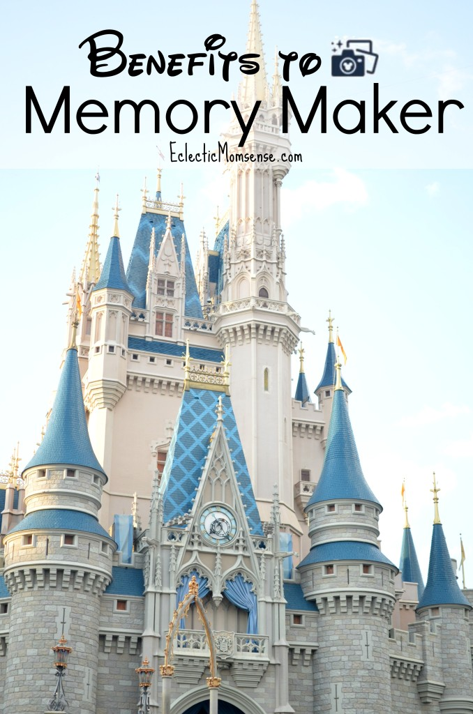 Memory Maker | Benefits to Memory Maker at Disney World