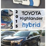 Family Friendly 2015 Toyota Highlander Hybrid ad #LetsGoPlaces