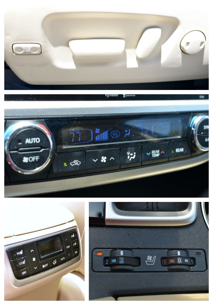 Family Friendly 2015 Toyota Highlander Hybrid ad #LetsGoPlaces