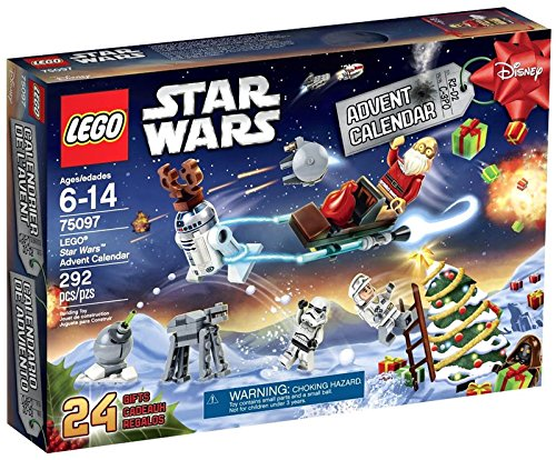 Star Wars LEGO Advent Calendar |The Best #StarWars #ForceFriday Finds! + Enter to #win a Sphero BB8