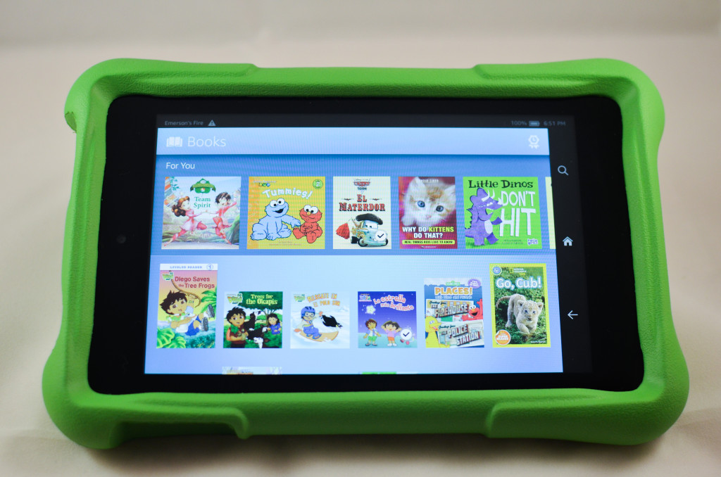 Best Kids Full-Featured Tablet [ad]| Amazon Fire HD Kids- FreeTime Unlimited! #Amazon #tablet
