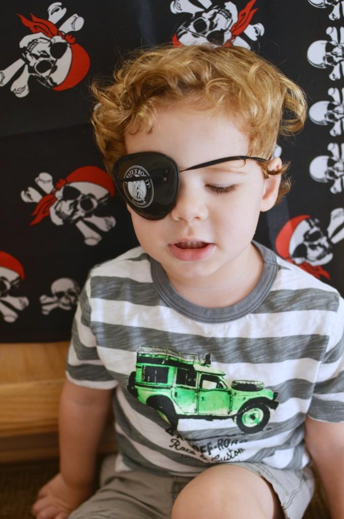 Argh! | Talk Like A Pirate Day #talklikeapirateday #piratebooty [ad]