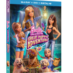 Barbie™ and Her Sisters in the Great Puppy Adventure Blu-Ray Giveaway
