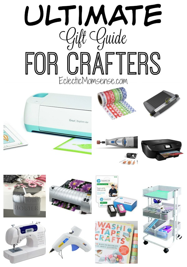 Ultimate Gift Guide for Crafters AD