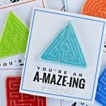 Maze Valentine printables