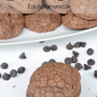 Delicious Brownie Cookies #recipe