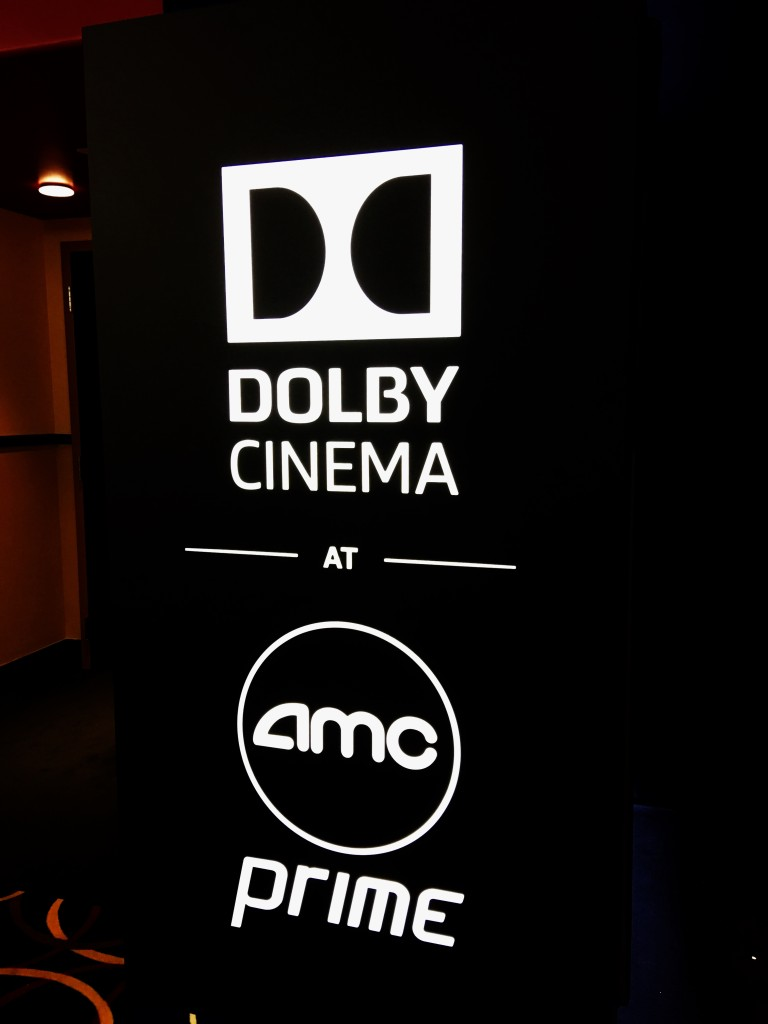 Dolby Cinema at AMC Prime